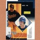 1999 Upper Deck Baseball #530 Cal Ripken Jr. - Baltimore Orioles