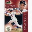 1998 Aurora Baseball #014 Cal Ripken Jr. - Baltimore Orioles