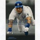 2000 SkyBox Dominion Baseball #137 Derek Jeter - New York Yankees