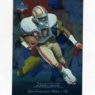 1996 Upper Deck Silver Football #055 Jerry Rice - San Francisco 49ers