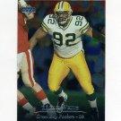 1996 Upper Deck Silver Football #041 Reggie White - Green Bay Packers