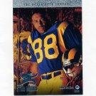 1996 Upper Deck Football #017 Eddie Kennison RC - St. Louis Rams