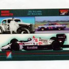 1992 Collect-A-Card Andretti Racing #96 Mario Andretti Collage