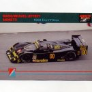 1992 Collect-A-Card Andretti Racing #91 Mario Andretti / Michael Andretti / Jeff Andretti