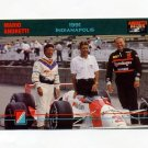 1992 Collect-A-Card Andretti Racing #78 Mario Andretti / A.J. Foyt / Rick Mears