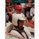 1992 Collect-A-Card Andretti Racing #71 Mario Andretti