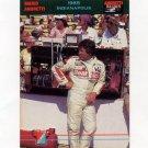 1992 Collect-A-Card Andretti Racing #60 Mario Andretti