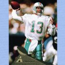 1994 Pinnacle Football #120 Dan Marino - Miami Dolphins
