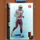 2005 Topps Pristine Uncirculated #081 Larry Fitzgerald - Arizona Cardinals /750