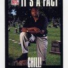 1995 FACT NFL Properties Football #08 Neil Smith - Kansas City Chiefs