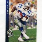 1993 Upper Deck Future Heroes Football #45 Emmitt Smith - Dallas Cowboys