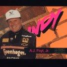 1993 Hi-Tech Indy Racing #44 A.J. Foyt