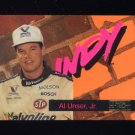 1993 Hi-Tech Indy Racing #36 Al Unser Jr.