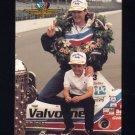 1993 Hi-Tech Indy Racing #34 Al Unser Jr. Indy Champ