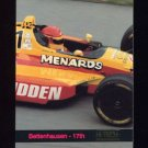 1993 Hi-Tech Indy Racing #05 Gary Bettenhausen