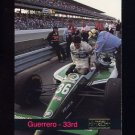 1993 Hi-Tech Indy Racing #01 Roberto Guerrero
