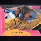 1993 Traks First Run Racing #122 Tony Glover