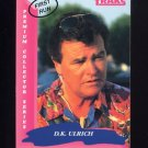1993 Traks First Run Racing #108 D.K. Ulrich