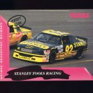 1993 Traks First Run Racing #105 Larry Pearson's Car