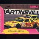 1993 Traks First Run Racing #098 Derrike Cope's Car