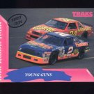 1993 Traks First Run Racing #085 Ward Burton / Todd Bodine