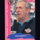 1993 Traks First Run Racing #076 Ned Jarrett