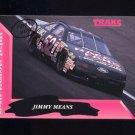 1993 Traks First Run Racing #052 Jimmy Means' Car