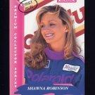 1993 Traks First Run Racing #035 Shawna Robinson