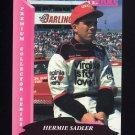 1993 Traks Racing #080 Hermie Sadler RC