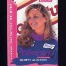 1993 Traks Racing #035 Shawna Robinson