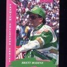 1993 Traks Racing #026 Brett Bodine