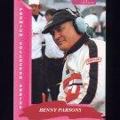 1993 Traks Racing #017 Benny Parsons
