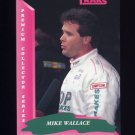 1993 Traks Racing #009 Mike Wallace