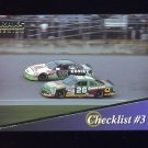 1994 Traks First Run Racing #075 Ken Schrader's Car / Brett Bodine's Car