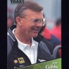 1994 Traks First Run Racing #018 Joe Gibbs