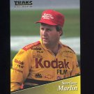 1994 Traks First Run Racing #003 Sterling Marlin