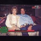 1994 Wheels Harry Gant Gold Racing #31 Harry Gant / Peggy Gant