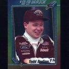 1995 Maxx Premier Plus Racing #075 Todd Bodine