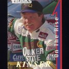 1995 Traks On The Rise Racing #OTR02 Steve Kinser