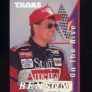 1995 Traks On The Rise Racing #OTR01 Johnny Benson Jr.