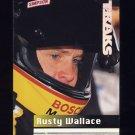 1995 Traks Racing #66 Rusty Wallace