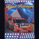 1996 Maxx Made in America Blue Ribbon Racing #BR10 Ricky Rudd's Car