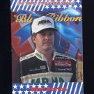 1996 Maxx Made in America Blue Ribbon Racing #BR09 Ward Burton