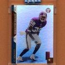 2005 Topps Pristine Uncirculated #058 Carlos Rogers RC - Washington Redskins /750