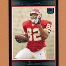 2007 Bowman Football #148 Dwayne Bowe RC - Kansas City Chiefs