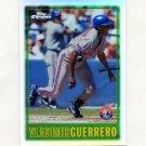 1997 Topps Chrome Refractors Baseball #153 Vladimir Guerrero - Montreal Expos