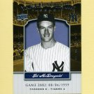 2008 Upper Deck Yankee Stadium Legacy Collection #2882 Gil McDougald - New York Yankees