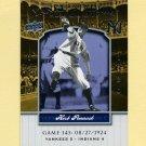 2008 Upper Deck Yankee Stadium Legacy Collection #0145 Herb Pennock - New York Yankees