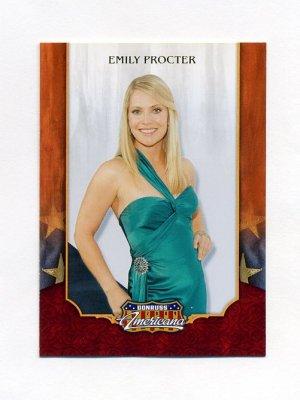 2009 Donruss Americana #64 Emily Procter