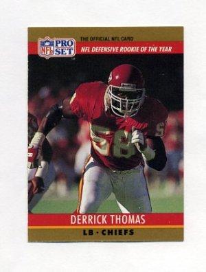 Kansas City Chiefs Derrick Thomas